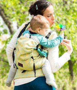 mochila ergonómica emeibaby