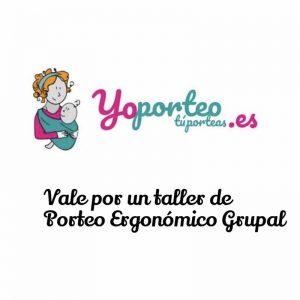 Regala taller de Porteo Ergonómico Grupal