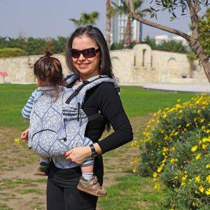 mochila para llevar niñosNeko Switch Unique Ayaz Toddler
