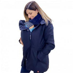 abrigo de porteo