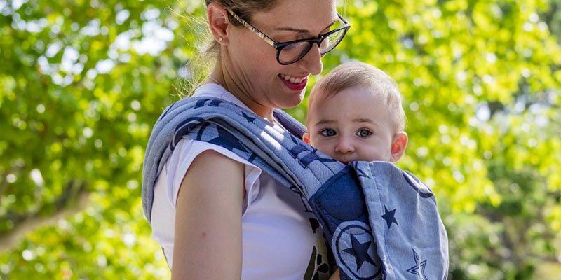 Porteo Ergonómico es fundamental en la crianza
