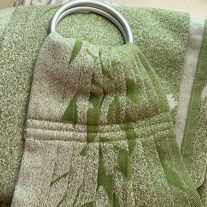 bandolera de tejido