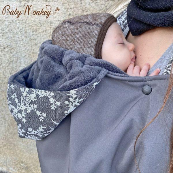 cobertor de porteo BabyMonkey