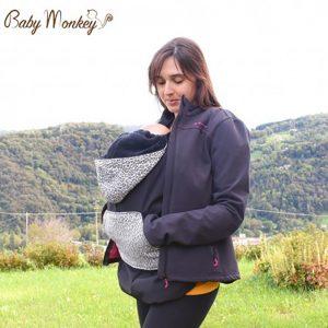cobertor babymonkey