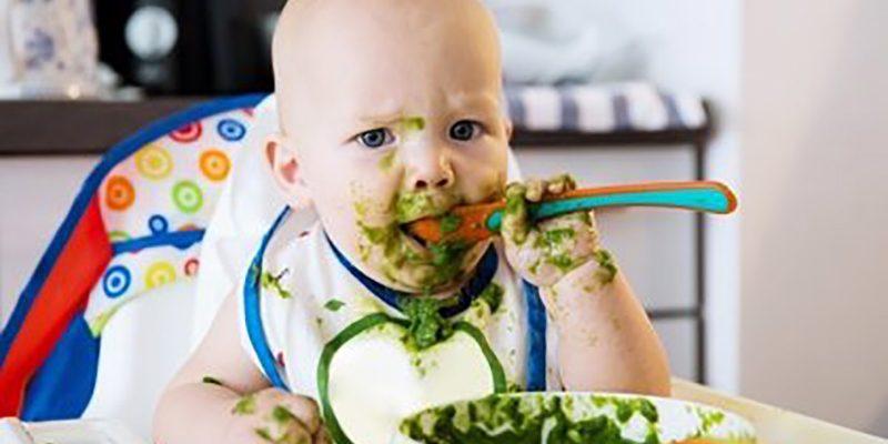 comer experimentando