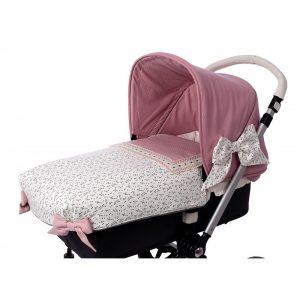 carrito de bebé o portabebés