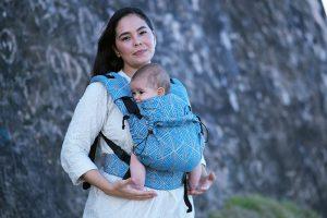 neko switch baby Shiraz Baja maternal  y porteo