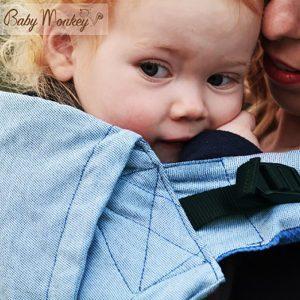 babymonkey regolo essential azul