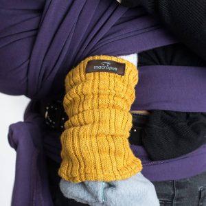 calentador macropus amarillo